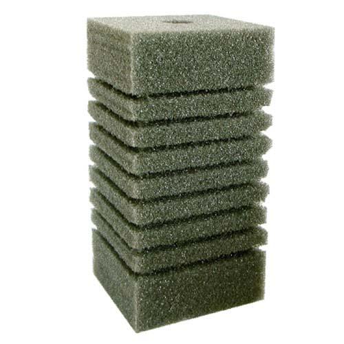 AQUA EXOTIC Molitanová vložka do element.filtru - kvádr 12cmx5cmx5,8cm