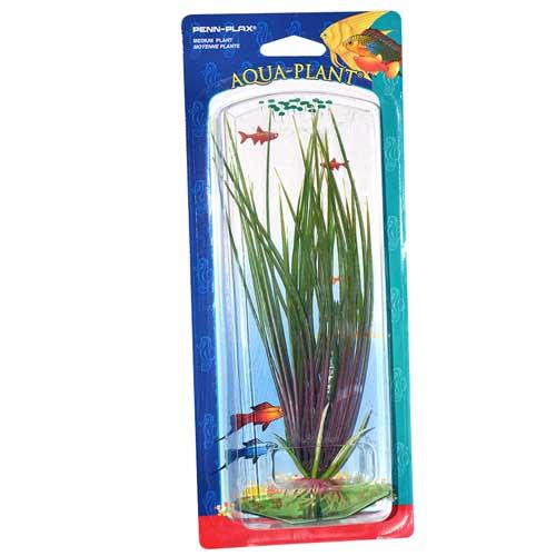 PENN PLAX Rostl.umělá 21,5cm M Hair Grass