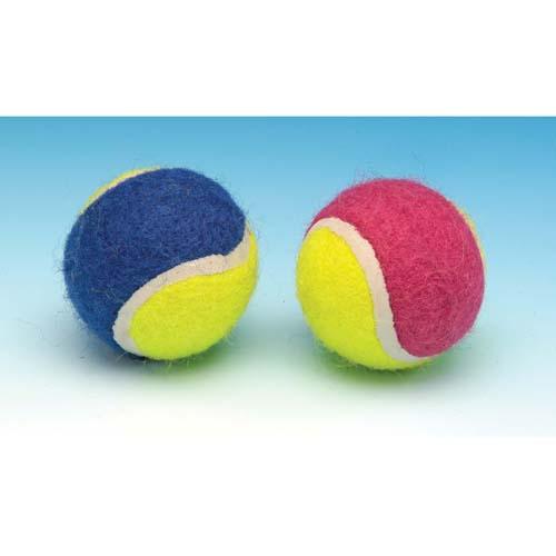 PENN PLAX CAT LIFE Hračka pro kočky 5,08cm tenisový míč 1ks