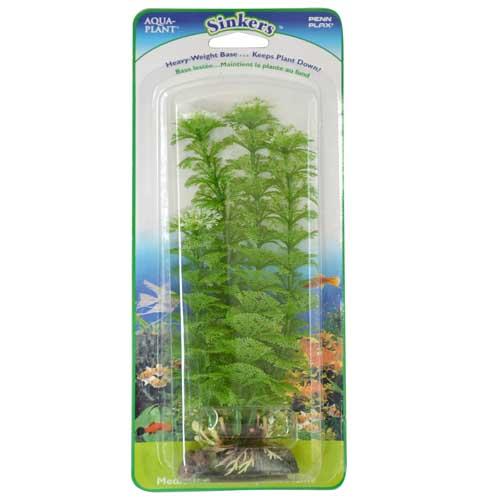 PENN PLAX Rostlina umělá 20,5cm Ambulia M