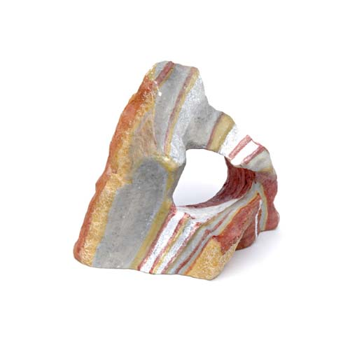 PENN PLAX Dekorace Rainbow Stone S 9,5cm