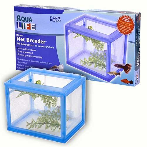 PENN PLAX AQUA LIFE Net Breeder Deluxe 17x14x14,3cm porodnička