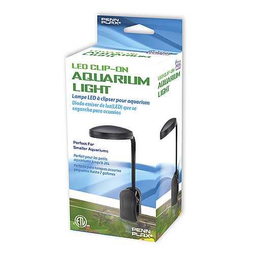 PENN PLAX AKVARIUM LIGHT LED (8 žárovek) osvětlení-lampa na akvárium