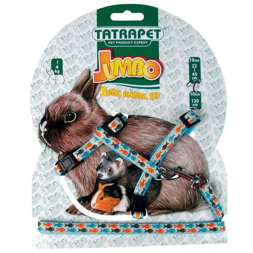 TP Postroj pro králíčky a fretky