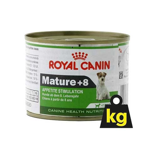 ROYAL CANIN MINI MATURE +8 WET 195g