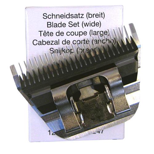 MOSER náhradní čepel 2,3mm široká na 100043 MAX45 a 100039 MAX 50