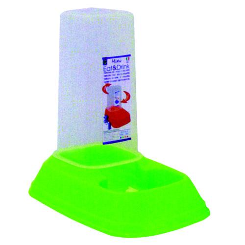 COBBYS PET FILIP 0,7l 20x14x19cm zásobník na vodu a krmivo