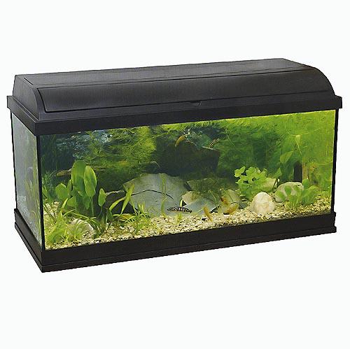 PACIFIC-80 akvárium 80x30x40 96l s výbavou 1x18W