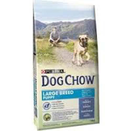 PURINA DOG CHOW PUPPY Velké Plemena krůta 14kg