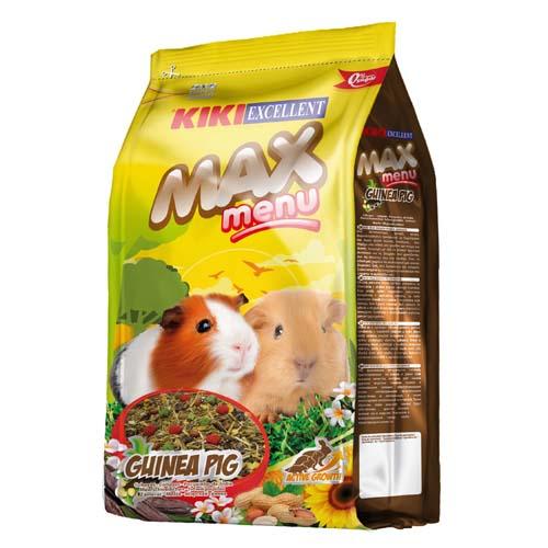 KIKI MAX Menu Guinea Pig 1kg pro morčata