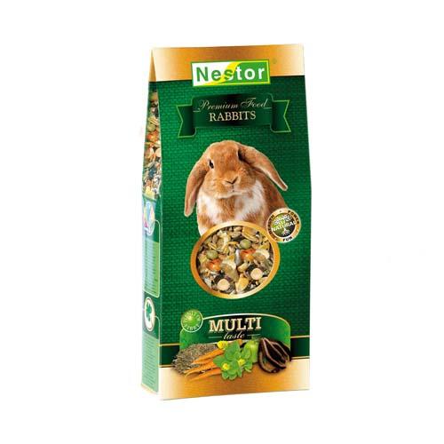 NESTOR PREMIUM Prémiové krmivo pro králiky 500ml