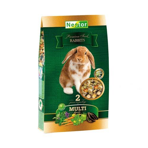 NESTOR PREMIUM Prémiové krmivo pro králiky 1400ml