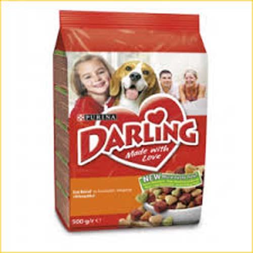 DARLING Pes Granule Drůbež a Zelenina 500g