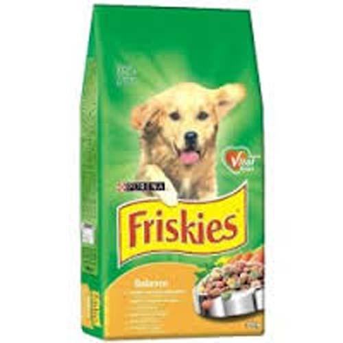 FRISKIES BALANCE Kuře a Zelenina 15kg granule pro psy