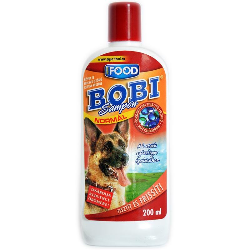 BOBI normál šampón pro psy 200ml