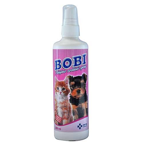 BOBI návykový sprej pro šťeňata a koťata 200ml