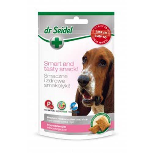 DR. SEIDEL snacks for dogs - Zdravé pochoutky pro psy -hypoalergenní 90g
