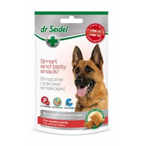 DR. SEIDEL snacks for dogs - Zdravé pochoutky pro psy - pro zdravé klouby 90g