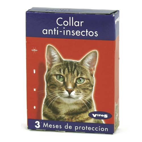VIFOS antiparazitní obojek pro kočky na 3 měsíce, nastavitelná délka