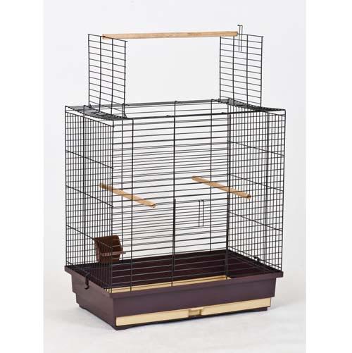 COBBYS PET SARA OPEN 60x37x65cm shora otvíratelná klec pro ptactvo