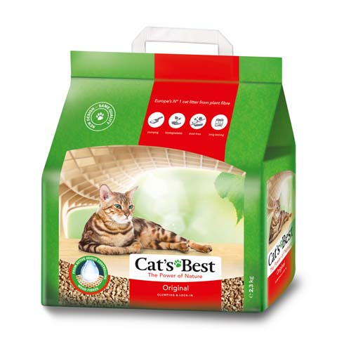JRS Cat´s best Öko plus 5l/2,1kg