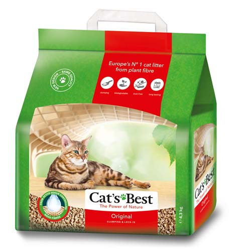 JRS Cat´s best Öko plus 10l/4,3kg