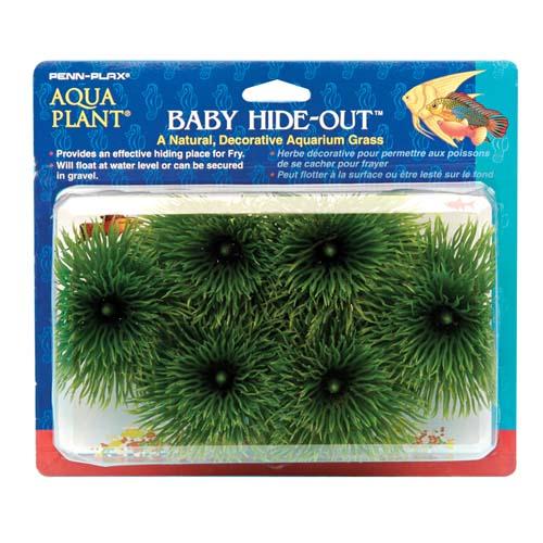PENN PLAX Rostlina umělá Baby Hide-Out – Breeding G