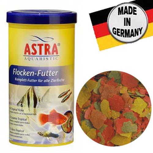 ASTRA FLOCKEN-FUTTER 1.000 ml kompletní vločkové krmivo pro všechny druhy akvarijních ryb