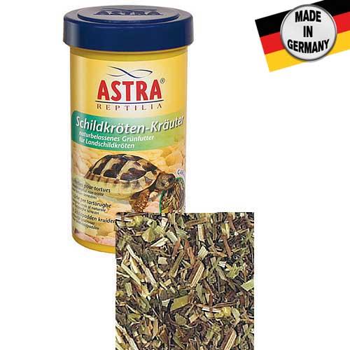 ASTRA SCHILDKRÖTEN KRAUTER 1.000 ml krmivo ze sušených bylinek pro suchozemské želvy