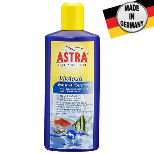 ASTRA VIVAQUA 500 ml / 2.000 l na úpravu vody z vodovodu do akvária