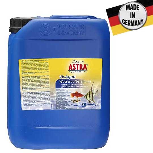 ASTRA VIVAQUA 5 l / 20.000 l na úpravu vody z vodovodu do akvária