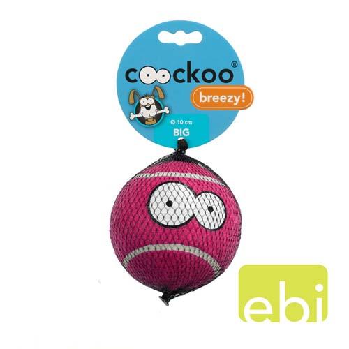 EBI CCOOCKOO tenisový míč velmi velký 10,25 cm fialový