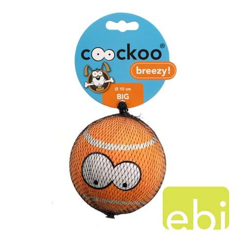EBI COOCKOO tenisový míč velmi velký 10,25 cm oranžový