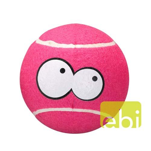 EB ICOOCKOO tenisový míč extra velký 12,75 cm fialový