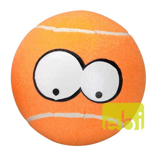 EBI COOCKOO tenisový míč obrovský 15,25 cm oranžový