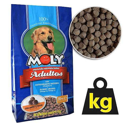 MOLY MAINTENANCE 24/10 20kg krmivo pro dospělé psy