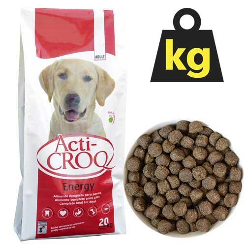 ACTI-CROQ ENERGY 30/16 20kg energetické krmivo pro aktivní psy