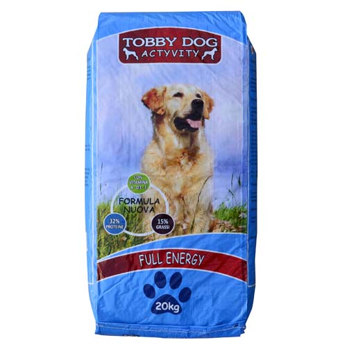 TOBBY DOG ACTIVITY 32/15 20kg energetické krmivo pro psy