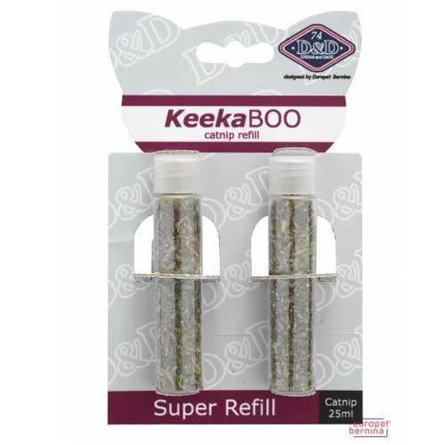 EBI D&D KeekaBOO SUPER REFILL - CATNIPP náplň 2x25ml