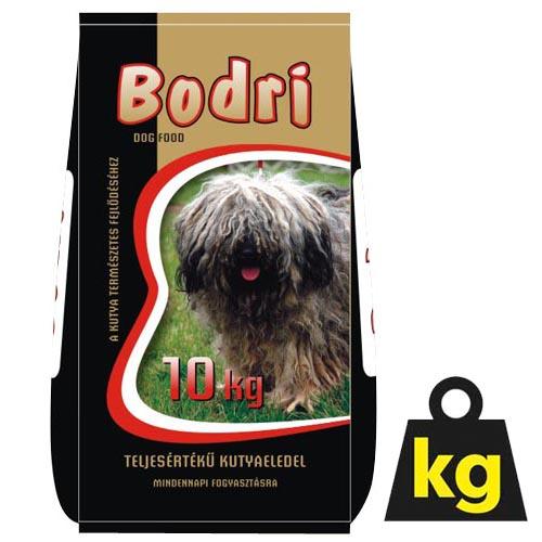 BODRI 18/10 10kg barevné krmivo pro psy