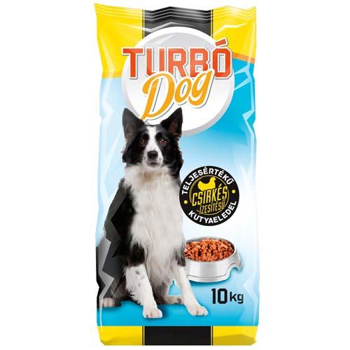 TURBÓ DOG 15/10 10kg kuřecí krmivo pro psy