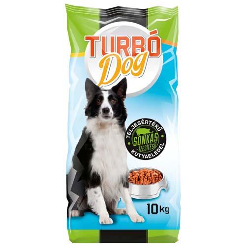 TURBÓ DOG 15/10 10kg šunkové krmivo pro psy